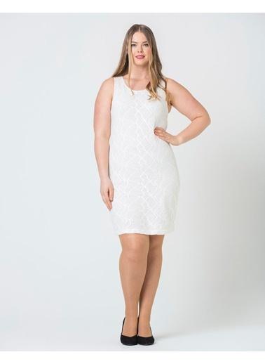 Büyük Beden Elbise-Miramor